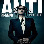 Rihanna To Bring Anti World Tour To Time Warner Cable Arena