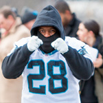 Photos: Carolina Panthers Practice Jan. 20