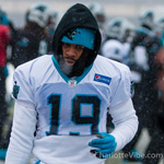 Photos: Carolina Panthers Snow Practice
