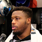 Jonathan Stewart Discuss Health Heading Into Seahawks Game