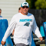Ron Rivera Media Day Transcripts
