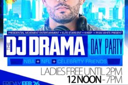 DJ Drama Day Party