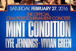2016 CIAA Official Post Tournament Concert
