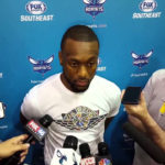Kemba Walker Practice April 28