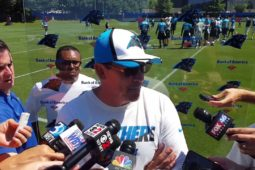 Ron Rivera: Week 3 OTAs 2016