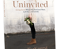The Uninvited Webcast with Lysa TerKeurst