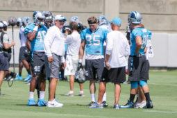 Photos: Carolina Panthers Practice Aug. 18