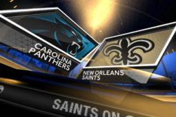 Carolina Panthers Prepare for the New Orleans  Saints