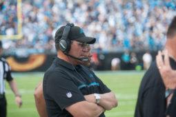 Carolina Panthers prepare for Kansas City Chiefs