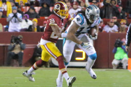 Photos: Panthers vs Redskins