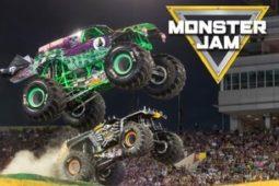 Monster Jam coming to Spectrum Center in January!