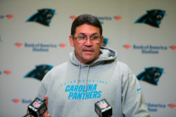 Coach Ron Rivera Asks To Cease Dress Code Questions