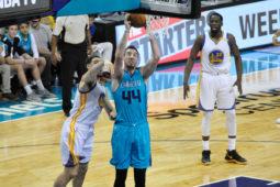 Warriors vs Hornets Jan. 25 Recap