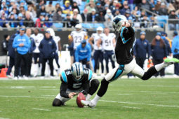 Hanging Out: Carolina Panthers Graham Gano