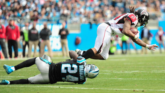 Hanging Out: Carolina Panthers James Bradberry