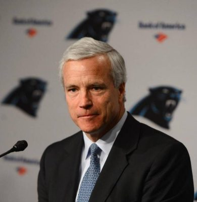 Panthers President Danny Morrison Resigns