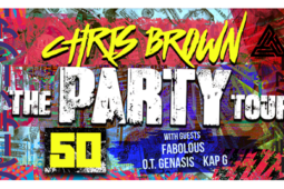 "Chris Brown brings ""The Party"" to Charlotte!"