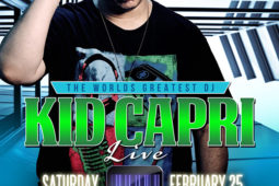 Kid Capri Master Mix Day Party@ Label