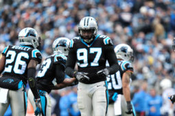 Hanging Out: Carolina Panthers Mario Addison