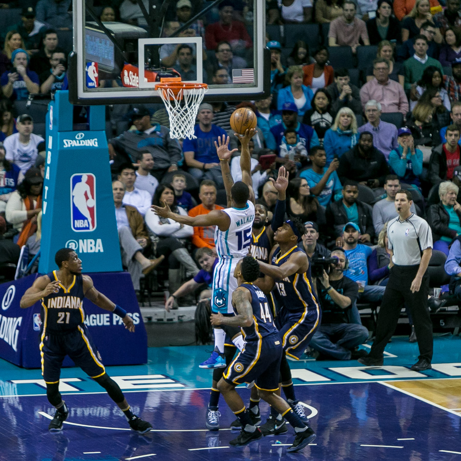 Photos: Indiana Pacers vs Charlotte Hornets March 6 | CharlotteVibe.com - Charlotte, NC