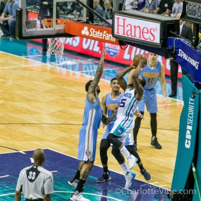 Denver Nuggets vs Charlotte Hornets