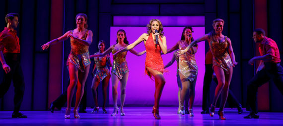 Deborah Cox Discusses Her Role In Musical The Bodyguard