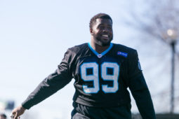 Carolina Panthers Sign Short to Five-Year Contract