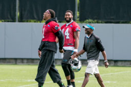 Photo Gallery: Panthers OTAs Day 3