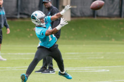 Carolina Panthers Dustin Austin Talks OTAs Week 2