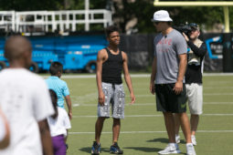 Greg Olsen Football Experience
