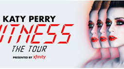 Katy Perry Adds Show At Charlotte's Spectrum Center!