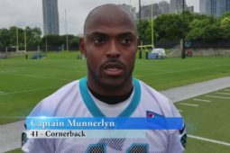 Panthers OTA Interviews June 5