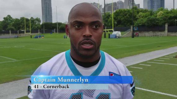 Panthers OTA Interviews June 5