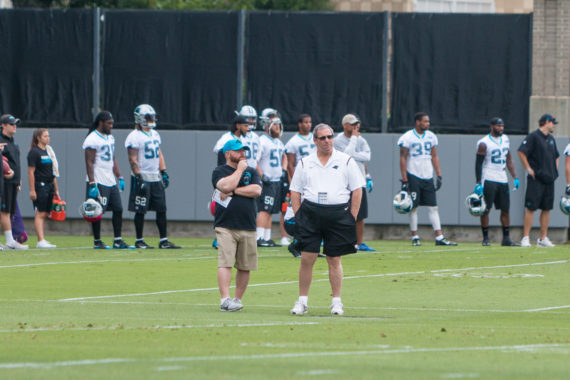 What Led To Firing of Panthers GM Dave Gettleman?