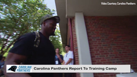 Panthers Kickoff 2017 Training Camp