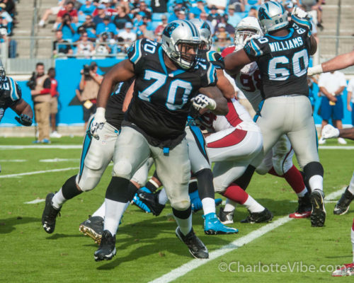 Panthers Sign Trai Turner To 4-Year Contract Extension
