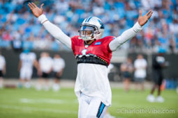 Carolina Panthers Practice Report – Sept 5