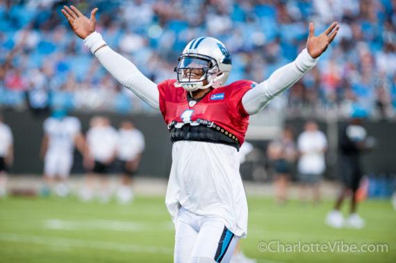 Carolina Panthers Practice Report – Sept 5