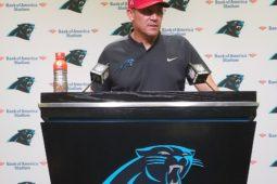 Carolina Panthers Report Week 4