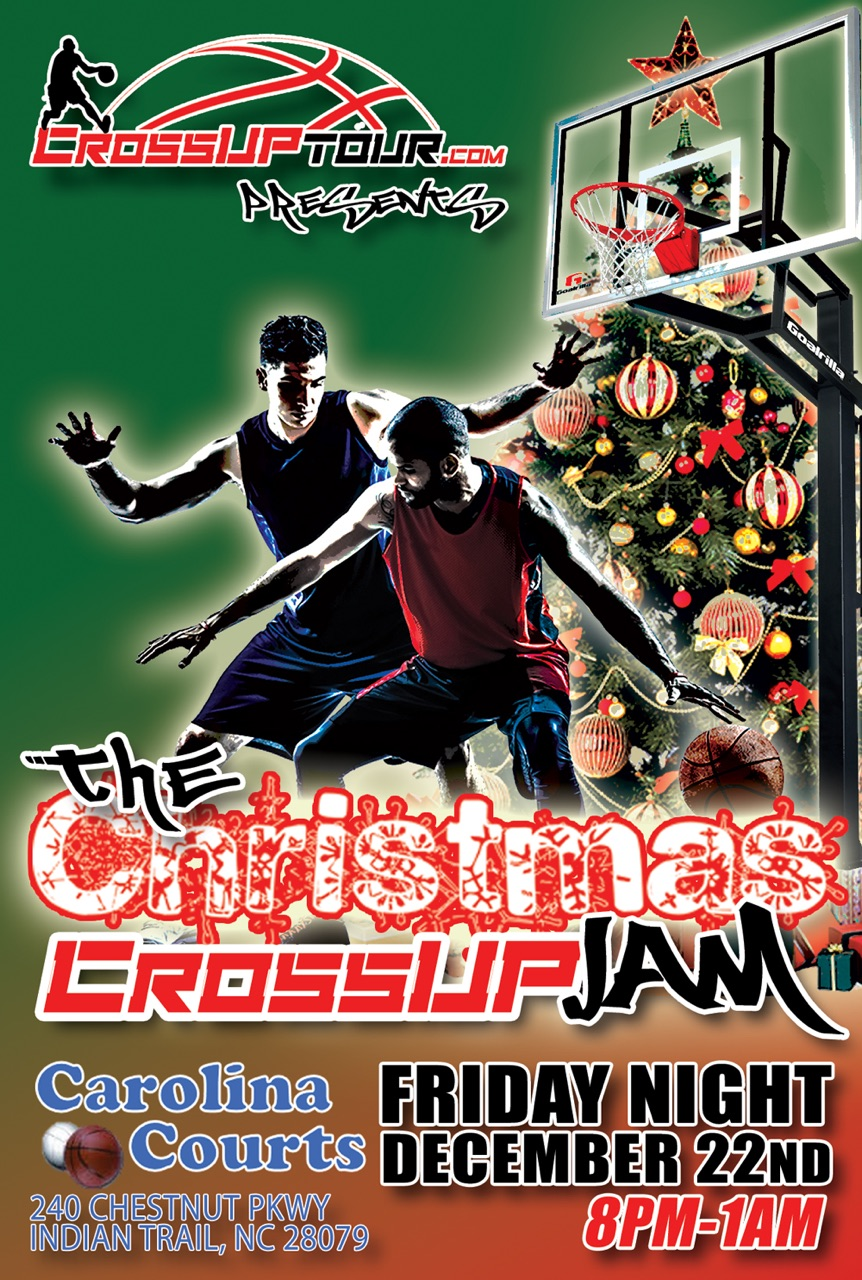 THE CHRISTMAS CROSS UP JAM
