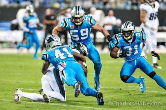 Philadelphia Eagles vs Carolina Panthers Recap – Week 6