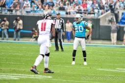 Atlanta Falcons vs Carolina Panthers Recap –  Week 9