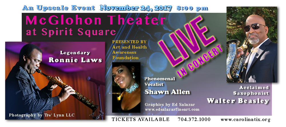 Concert: Ronnie Laws & Walter Beasley