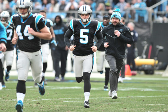 Carolina Panthers Michael Palardy Answers Fan Questions