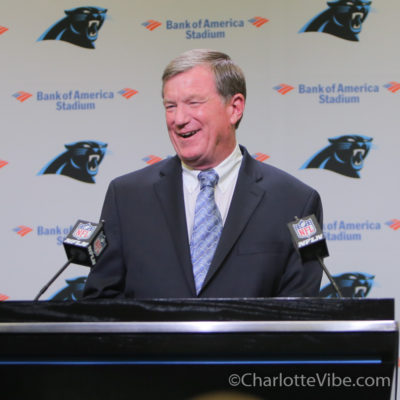 Hurney Named Panthers General Manager